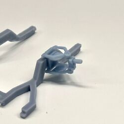 Kyпить Resin Dropped Front Suspension Control A-Arms Spindle Custom Slammed 1/24-25 на еВаy.соm