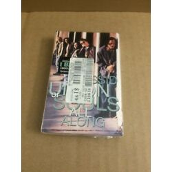BLESSID UNION OF SOULS ALL ALONG FACTORY SEALED CASSETTE SINGLE C30