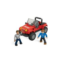 Kyпить MEGA BLOKS:WORLD BUILDERS:JEEP WRANGLER: 97803: NEW IN BOX (123 PIECES) на еВаy.соm