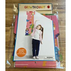 Castle Tower Wall Hanging Growth Chart For Kid s Bedroom w/Stickers-C9