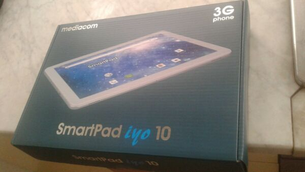 Tablet MEDIACOM SmartPad 10 3 GB