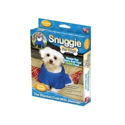 Snuggie SN221116 Blanket For Extra Small Dogs, 6'' - 9''
