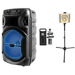 Technical Pro Rechargeable 8