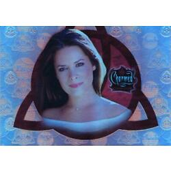 2004 Charmed Connections (TV) Promo Card CC-UK