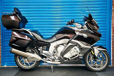 2017 BMW K1600GTL E GT LE EBONY METALLIC