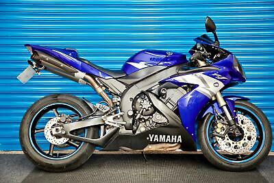 2004 YAMAHA YZF R1 5VY BLUE - A GOOD EXAMPLE