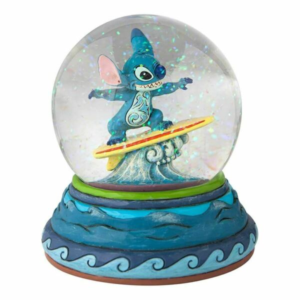 Royaume-UniDisney Traditions  'Shootin' The Boucles' Waterball - Emballé Collectors