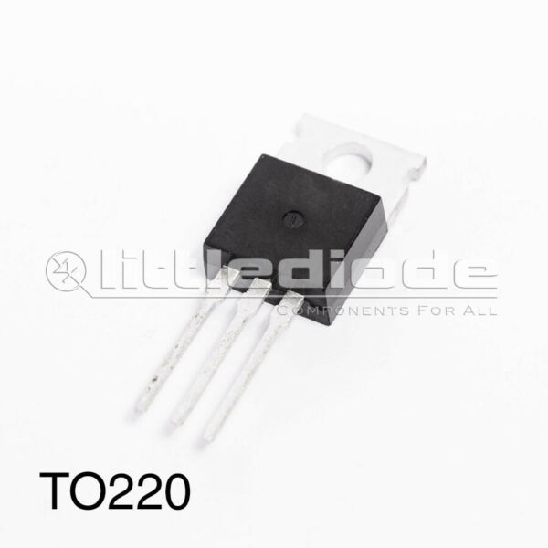 Royaume-UniIRC530 Transistor Canal N Mosfet - Estuche: TO220 Hacer : Vishay