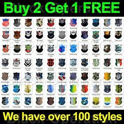 Kyпить Neck Gaiter Face Mask Bandana Breathable Scarf Reusable UV Balaclava Headwear на еВаy.соm