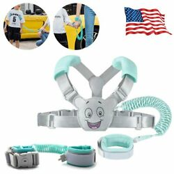 Kyпить Child Backpack Leash Harness Toddler Baby Anti Lost Wrist Link w/ Safety Lock на еВаy.соm