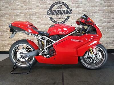 2004 Ducati 999, With Many Many Sought After Extras And Low Mileage