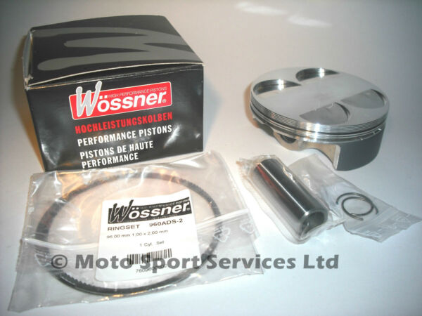 Royaume-UniWossner Kit Piston  Compatible Honda Crf 250 2006-2009 B 77.97mm (8656DB
