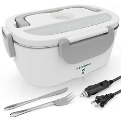 Kyпить TRAVELISIMO Electric Lunch Box 2 in 1 - Portable Food Warmer for Car and Home на еВаy.соm