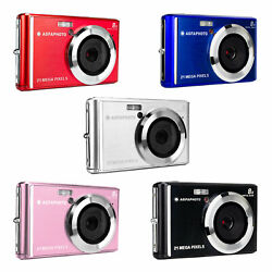 Kyпить AgfaPhoto DC5200 Kompakte Digitalkamera 21MP CMOS-Sensor 8x Digitaler Zoom на еВаy.соm