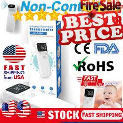 Kyпить USA Digital Non Contact Infrared Forehead Thermometer Adult/Baby Temperature Gun на еВаy.соm
