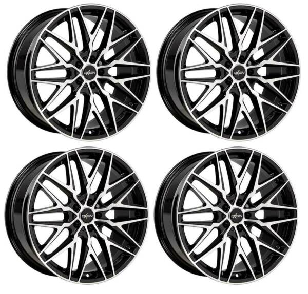 Allemagne4 Oxigin Wheels 25 Oxcross 9x20 ET28 5x112 SWFP for VW Arteon Beetle Golf VII Pa