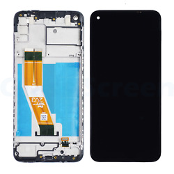 Kyпить Samsung Galaxy A11 A115A A115U TFT LCD Screen Digitizer and Frame Black 161.5mm на еВаy.соm