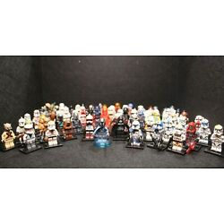 Kyпить Lego Star Wars And Custom Minifigures Blind Bag lot w/Chrome Stormtrooper Prize! на еВаy.соm