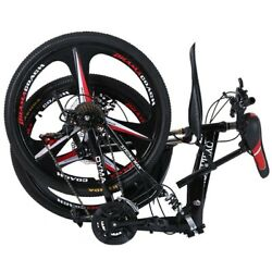 Kyпить Folding/Full Suspension 26in  Mountain Bike Shimano 21 Speed Bikes MTB Bicycle на еВаy.соm
