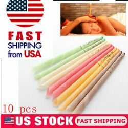 Kyпить 10 pcs Ear Wax Removal Candles Treatment Care Healthy Cleaning Hollow Candles на еВаy.соm