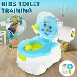 Kyпить US Baby Toddler Kids Potty Training Toilet Seat Potty Trainer Removable Portable на еВаy.соm