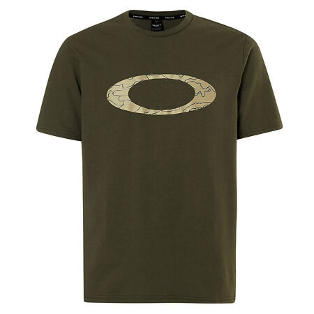 img-Oakley Mens Ellipse Line Camo T-Shirt Graphic Casual Top 457359 86V