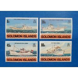 Kyпить Solomon Islands Stamps, Scott 421-424 Complete Set MNH  на еВаy.соm