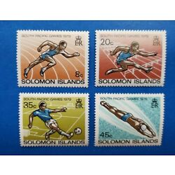 Kyпить Solomon Islands Stamps, Scott 389-392 Complete Set MNH  на еВаy.соm