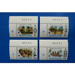 Kyпить Solomon Islands Stamps, Scott 377-380 Complete Set MNH  на еВаy.соm