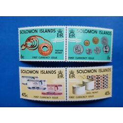 Kyпить Solomon Islands Stamps, Scott 360-363 Complete Set MNH  на еВаy.соm