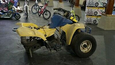 Suzuki Quadsport 80 cc 2 Stroke for Parts Quad for parts or restoration