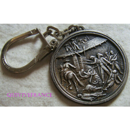img-PC062 - Key Ring Legion Foreign Camerone