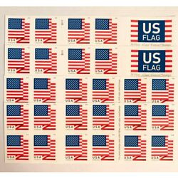 Kyпить 100 US Flag 2018  Forever Postage Stamps (5 books of 20) на еВаy.соm