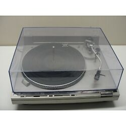 Kyпить VINTAGE TECHNICS SL-B5 RECORD PLAYER W/ BOX ~ EXCELLENT CONDITION & WORKS GREAT на еВаy.соm