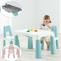Kyпить Kids Table Children Table Furniture For Toddlers Reading Learn Table Desk Set TW на еВаy.соm