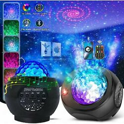 Kyпить LED Galaxy Starry Night Light Projector Ocean Star Sky Party Speaker Lamp Remote на еВаy.соm