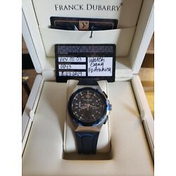 Kyпить Franck Dubarry rev0203 watch is lightly worn with no visible scratches. на еВаy.соm