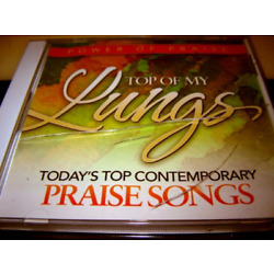 Power Of Praise: Top Of My Lungs - CD NEW