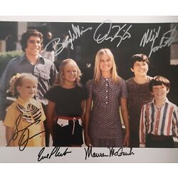 Kyпить Brady Bunch Signed Photo 6 на еВаy.соm