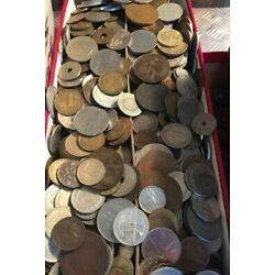 Kyпить Over 5 Lbs. of World Coins - Great Mix of Coins from Around the World на еВаy.соm