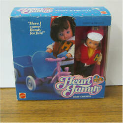 Kyпить Vintage Mattel Heart Family Baby Cousins Kenny and Tricyle Box на еВаy.соm