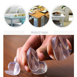 Kyпить 4 Pcs Child Baby Safety Silicone Protector Table Corner Edge Protection Cover на еВаy.соm