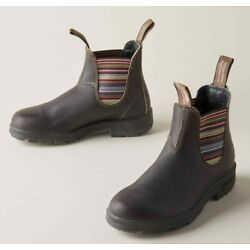 Kyпить Women's Original 500 Chelsea Stripe Boots STOUTBROWN New w/tags на еВаy.соm
