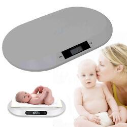 Kyпить White Digital Electronic Baby Pet Weight Scale 44LBS LCD Display Non-slip Feet  на еВаy.соm