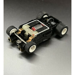 Kyпить AFX TOMY TURBO CHASSIS HO SLOT CAR White Wheels на еВаy.соm