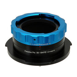 Fotodiox Pro Lens Adapter B4 2/3'' ENG Lens to Sony FZ-Mount