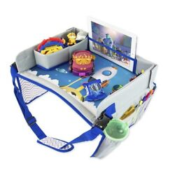 Kyпить Thr33E Car Seat Kids Travel Tray - Travel Lap Desk Active Accessory for Child's  на еВаy.соm