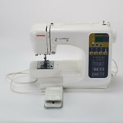 Kyпить Janome 3022 Sewing Machine with Foot Switch ONLY NO ACCESSORIES на еВаy.соm