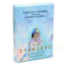 The Starseed Oracle 53 Cards Deck Full English Tarot Divination Fate Board Game