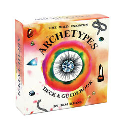 Kyпить 78 x The Wild Unknown Archetypes Deck & E-Guidebook Board Party Game Tarot Cards на еВаy.соm